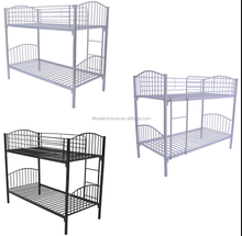 Home Bed Specific Use and Bedroom Furniture Type metal bunk bed