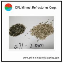 0.71-2mm golden/silver vermiculite