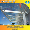 double tempered laminated glass skylight