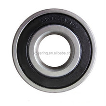6203 rubber seal motorcycle engine ball bearing