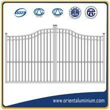 Factory direct customized aluminum gate, custom gates