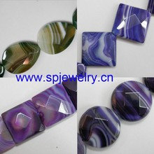 striped agate beads, AAA grade agate, round 6-14mm, other shape avaliable