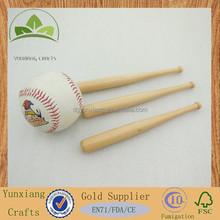 wooden kids toy baseball bat , custom wooden baseball bat for kids