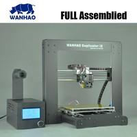 desktop MK10 single extruder I3 3d printer laser