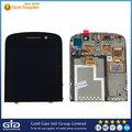 Piezas de recambio para Blackberry Q10 Pantalla con Touch Y Marco