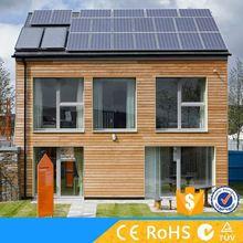 Reliable Solar-grid Hybrid Power System 1000 Watt Solar Modules