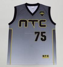 sublimated basketball jerseys/ Sublimation basketball uniforms BBP-101