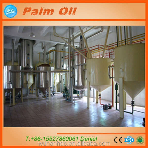 how to start palm oil production in nigeria
