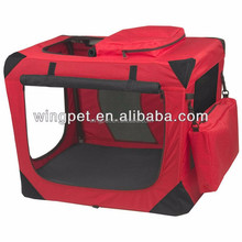 pet product folding fabric dog crate pet travel carrier