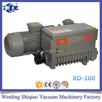 XD type oil sealed rotary vane vacuum pump cheap goods from china