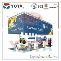 Trade fair booth / stands for At Inks from India