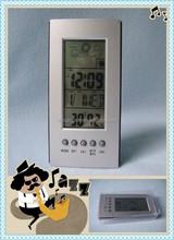 Fashionable stylish LCD digital desktop alarm clock for sale