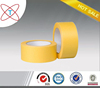 Wholesale Free Samples High Temperature Paper Yellow Masking Tape Made In China