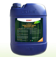 High quality waterproof latex mixed with cement