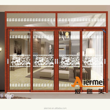2015 new design main gate designs of corner sliding door