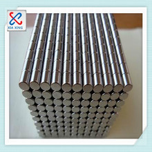 Small ndfeb cylindrical magnets