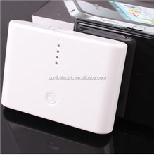 sunike power bank factory usb travel charger cell phone battery 8800mah