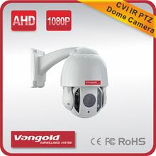 CVI PTZ high speed dome 2.0MP Analogue Camera waterproof digital CVI PTZ security camera