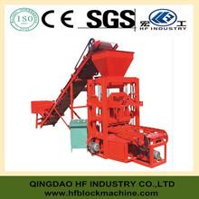Qtj4-26c bajo precio del bloque de hormigón de la máquina, bloques de cemento de la máquina