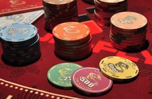 Lucky Dragon ceramic chips,manufacturer of poker chips, ceramic gaming chips
