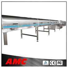 Available Width Lengths Cooling Tunnel Machine