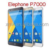 Free Shipping Original Elephone P7000 5.5 inch FHD 4G LTE Cell Phone MTK6752 64bit Octa Core 3GB RAM Android 5.0 13 Fingerprint