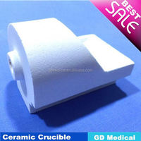 Best Selling Products 2014 alumina ceramic crucibles used in electronic ceramic substrate