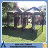 Powder coating heavy duty big dog kennel , Easy Assemble Dog Kennel and big dog kennels