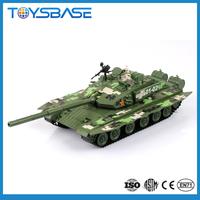 1:35 ZTZ-99 type battle rc tank China diecast model full metal rc tank
