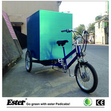 500W Electric Cargo Tricycle