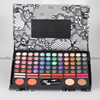 High quality Hot sale Cosmetics Makeup Palette with Lace Decorative Pattern Gift Covering