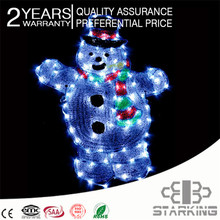 christmas lamps high quality event decoration lighted bell