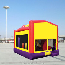 indoor small residential inflatable bouncers