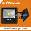 outdoor COB mini IP66 led flood light 20w