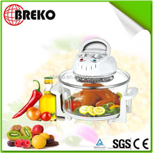 Chinese factory custom Hot Sale kitchen appliance portable halogen oven