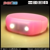 2015 Cool Design Flashing Outside Silicone Running Bracelet For Teenagers