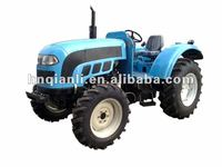 QLN554B 55hp 4wd mini power compact tractor with front end loader
