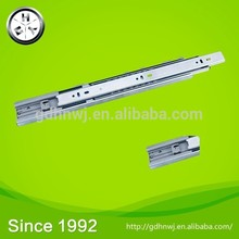Sales network throughout the world Modern style soft close drawer runner