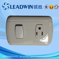 New Product 2 Two Pins Socket and Switch