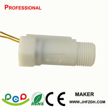 PP magnetic water sensor flow switch