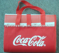 china huayang mat supplier wholesale Promotion pp bag