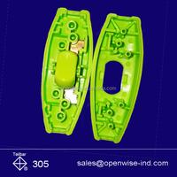 Mini design 2A Light green Pendant switch