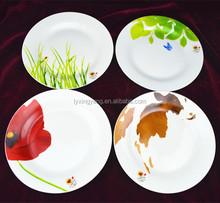 ceramic side plate,ceramic pie plate,cheap ceramic plates