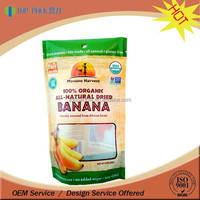 TOP PACK SGS Material Laminated Plastic Food Packing Bag Manufacturer