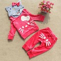 estilo de la moda otoño famosa marca los niños boutique de ropa