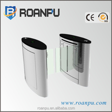 12V pulse and dry contact and relay signal waist height turnstiles gate