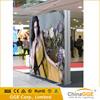 Apple store aluminum material frameless textile outdoor advertising light box