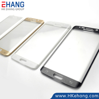 Oem Mobile Phones Accessories 2.5D 0.26Mm Electroplating Tempered Glass Screen Protector