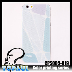 High quality cool colorful pc tpu color printing phone case for iphone5s