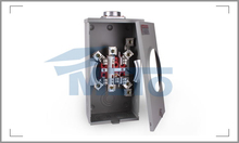 MT-200Amps,600V AC 7 jaw Three Phase ringless type Series Meter Base/Meter Socket